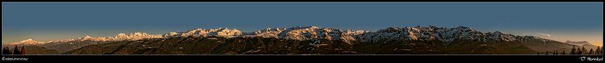�Du Mont Blanc au Taillefer� von Hannibalj