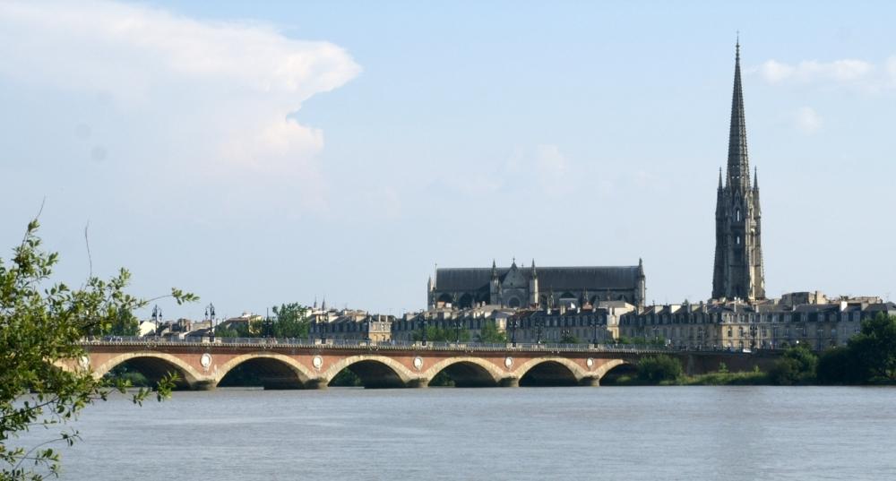 Du pont de pierre à St Michel