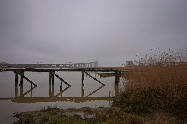 Du pont et de la brume