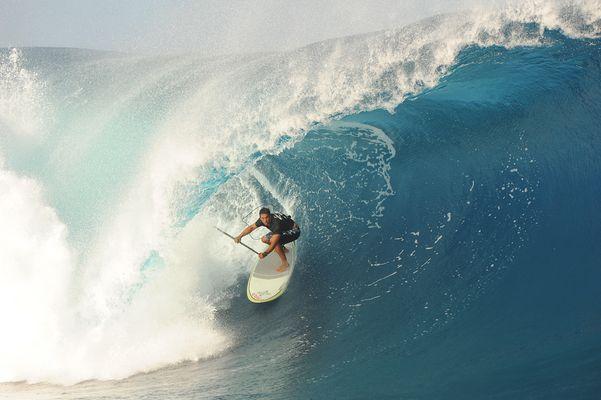 Duane Desoto, Tahiti