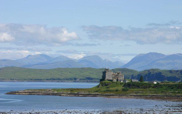 Duart Castle (Isle of Mull)