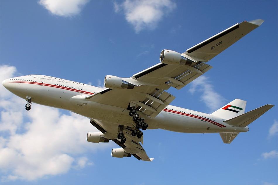 Dubai Air Wing...