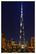 Dubai *Burj Khalifa*