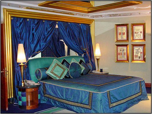 Dubai - Ein arabischer Traum - Hotel Burj al Arab 6