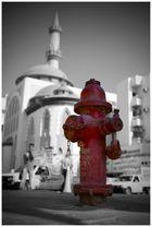 Dubai Hydrant