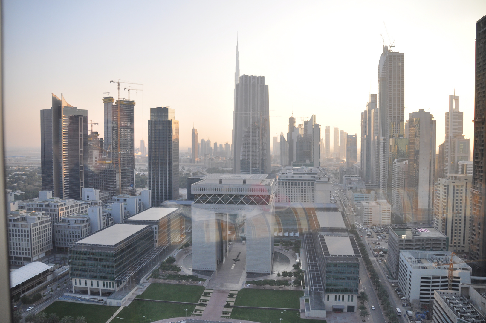 Dubai - little Manhattan