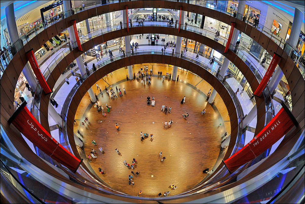 ... Dubai Mall ...
