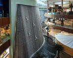 Dubai Mall - Wasserfall im Kaufhaus