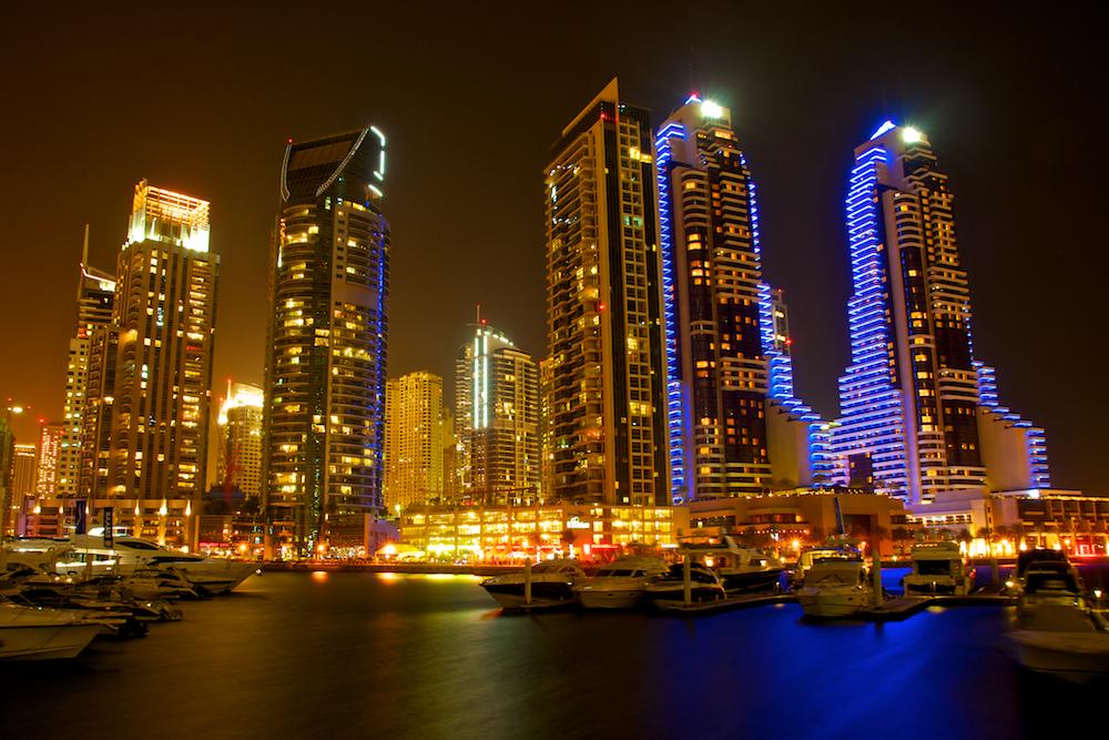 ...Dubai Marina...