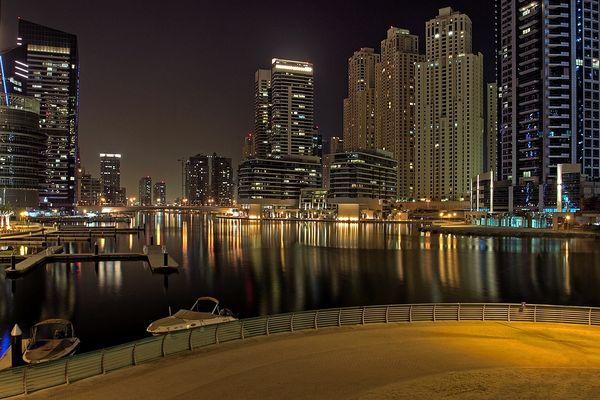 Dubai Marina (Innenhafen)