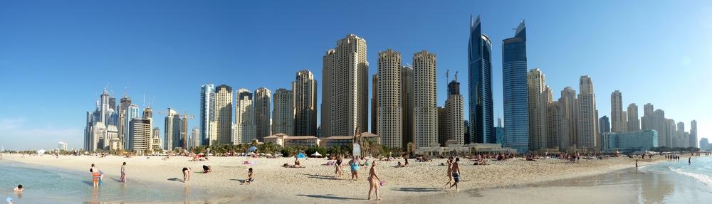 Dubai Marina / Jumeirah Beach