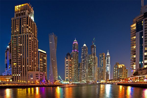 Dubai Marinas I