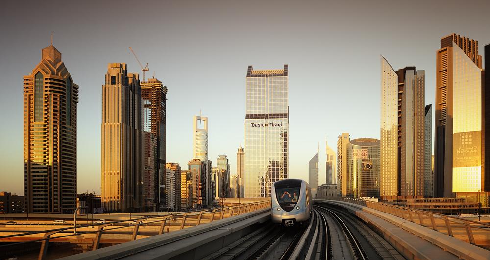 Dubai - Metro