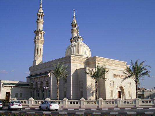Dubai: Moschee