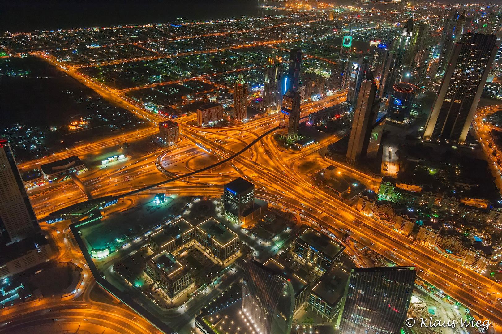 - DUBAI @ NIGHT -