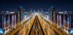 Dubai-Night