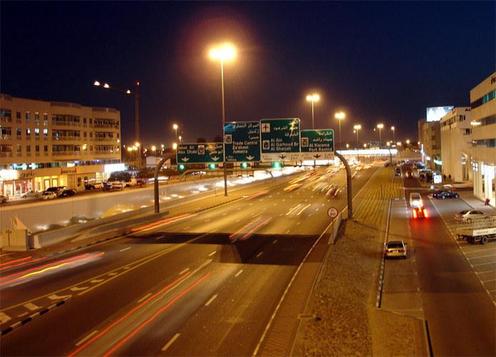 Dubai @ night
