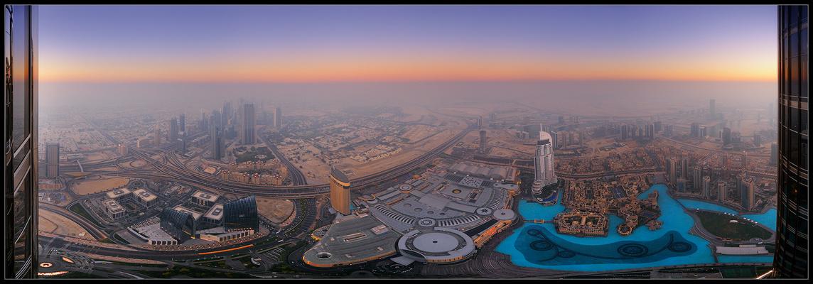 ... Dubai Panorama ...