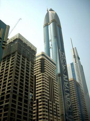 Dubai- Sensationen