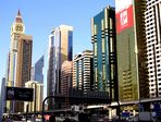 DUBAI - Sheikh Zayed Road (Financial Centre)