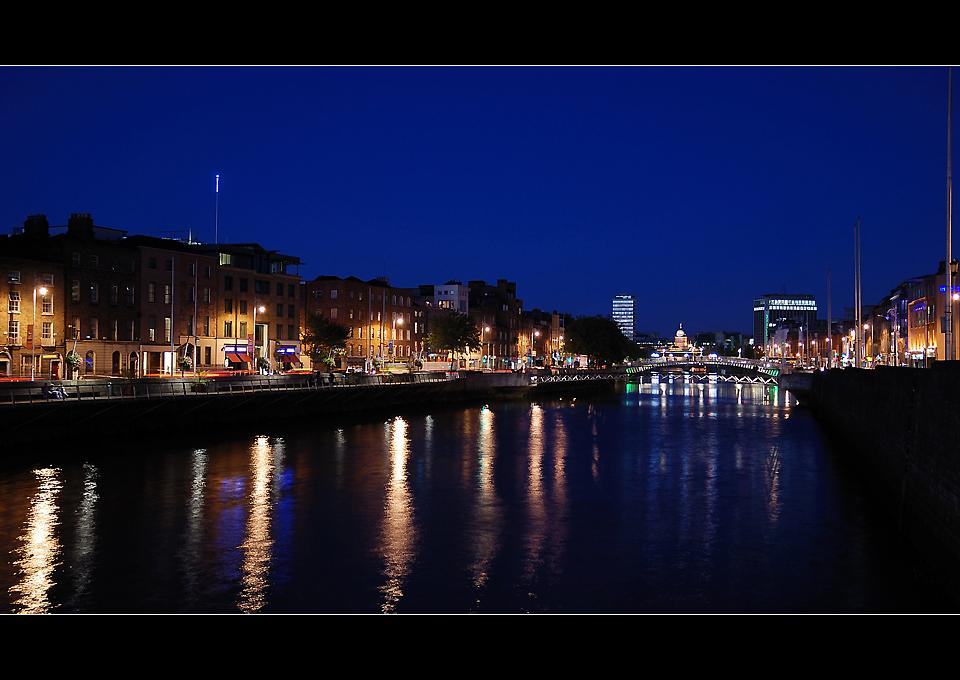 *Dublin at Night*