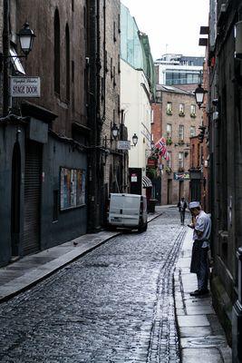 Dublin Backstreet