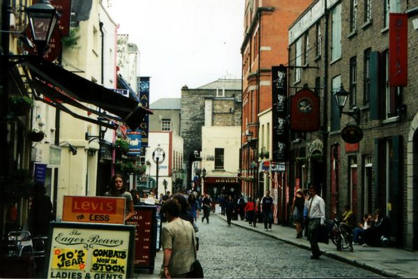 Dublin, diese Stadt raubt dir den Atem