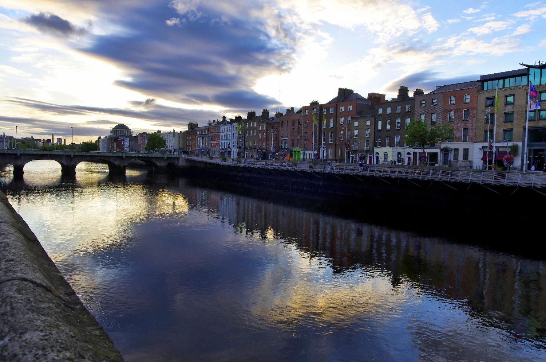 Dublin - eine Nordische Stadt