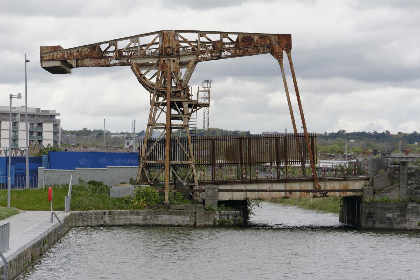 Dublin George's Dock