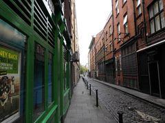 Dublin im Oktober 2015