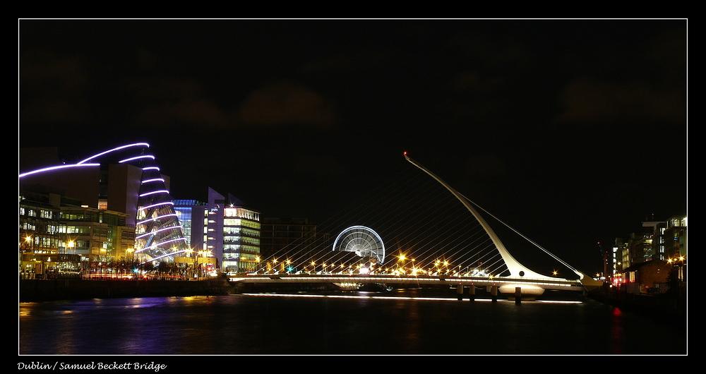 Dublin / Samuel Beckett Bridge