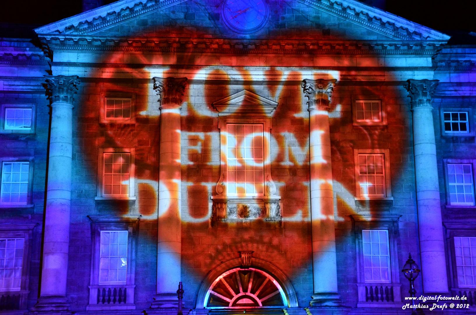 Dublin - Silvester 2012/2013