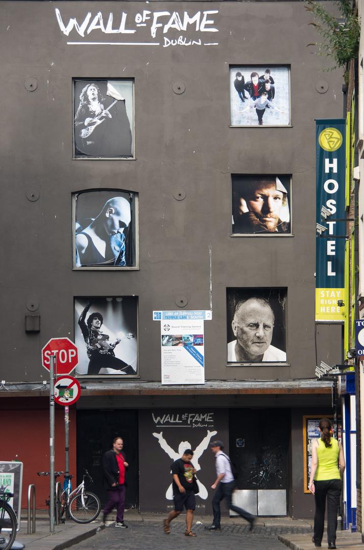Dublin Wall 3