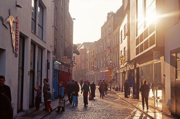 Dublins Altstadt (2003)
