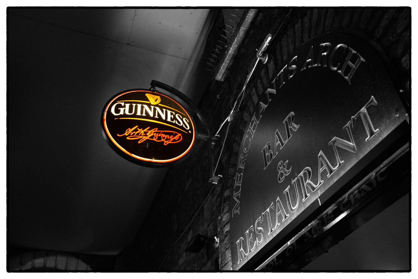 Dublins Gassen