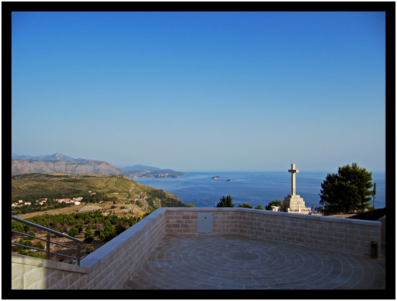 Dubrovnik cross 2