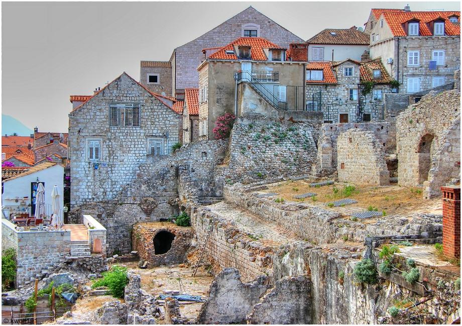 Dubrovnik - Hinter der Fassade