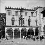 Dubrovnik   Palaca Sponza II