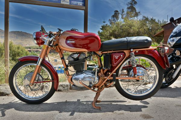Ducati 200 cc