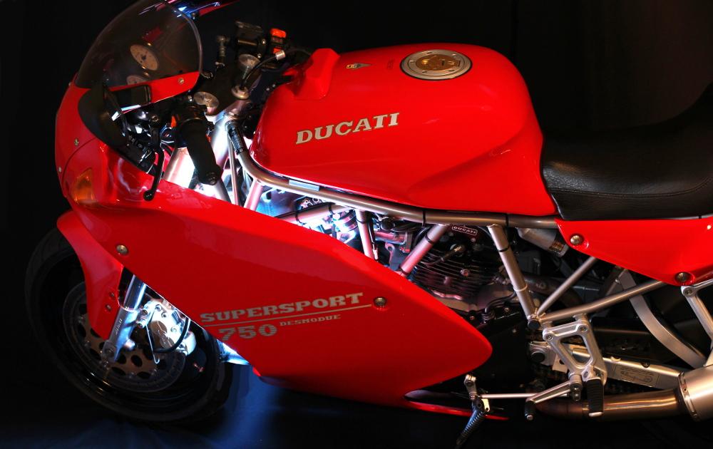 Ducati #4