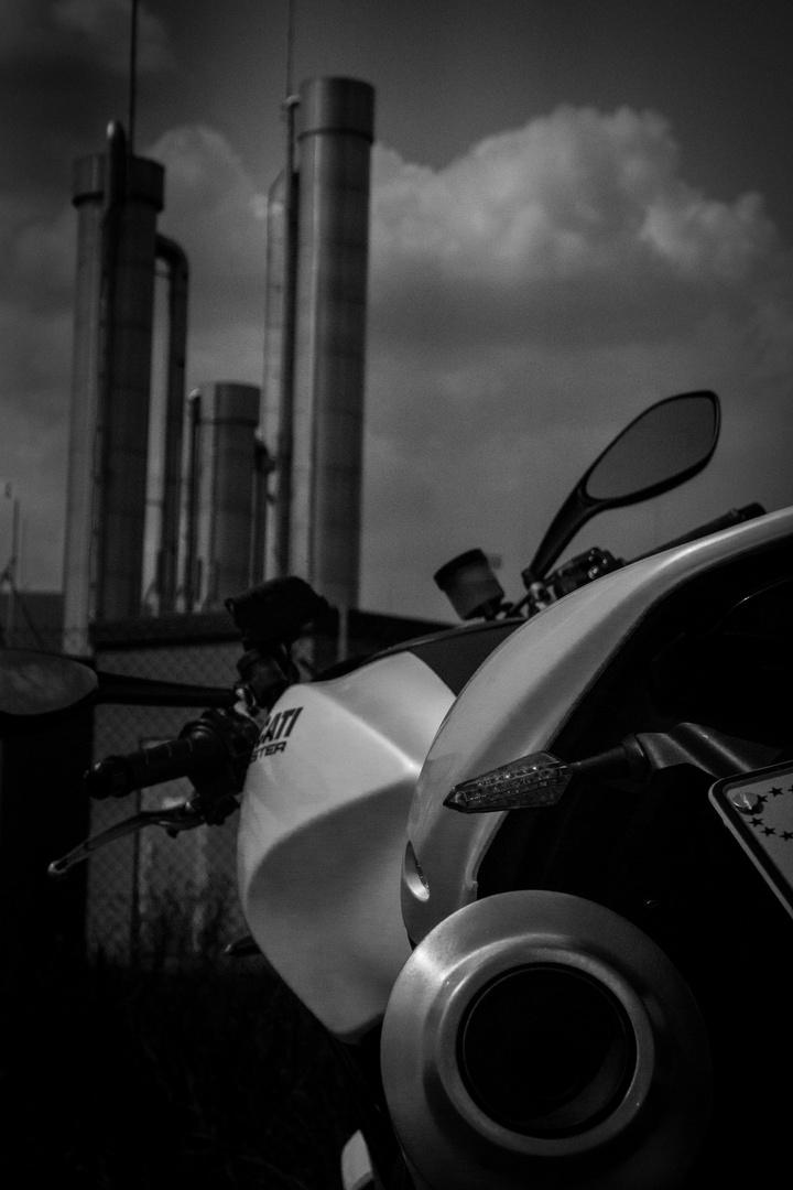 Ducati, monsterhaft !