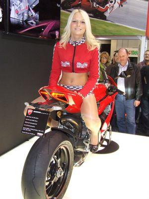 Ducatiblond