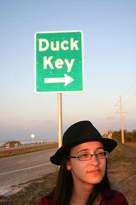 duck key