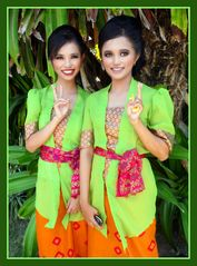 Due sorrisi Birmani