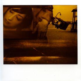 Stile Lomo-Holga-Polaroid