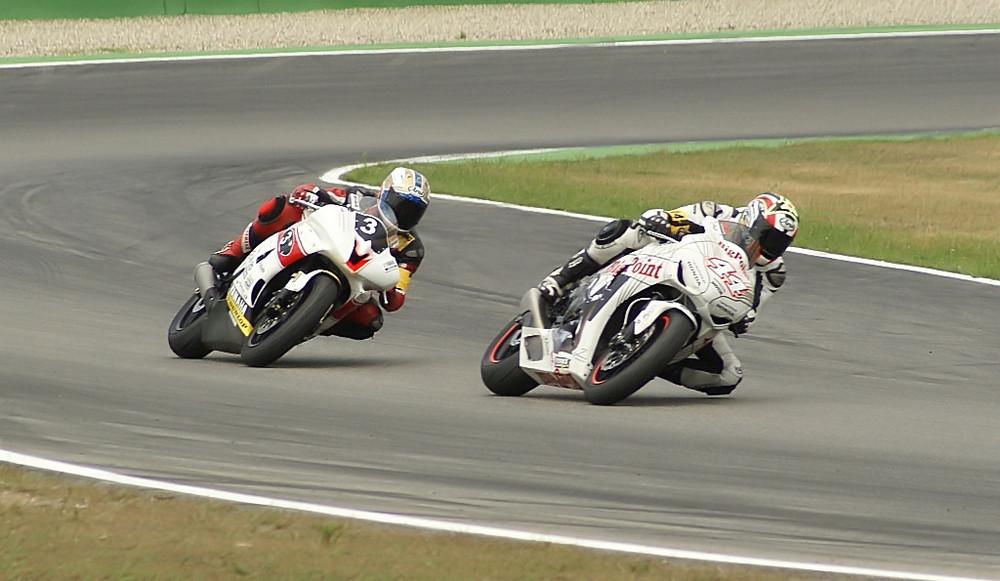 Duell im Motodrom