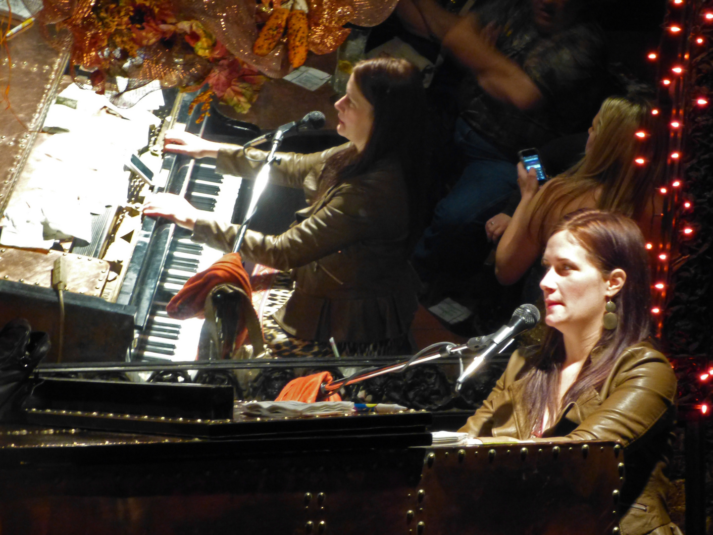 Duelling pianos im Pat O'Brians New Orleans