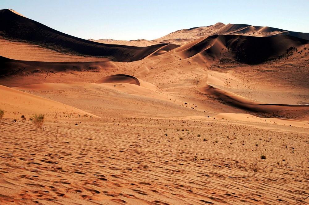 Düne - Namib Wüste