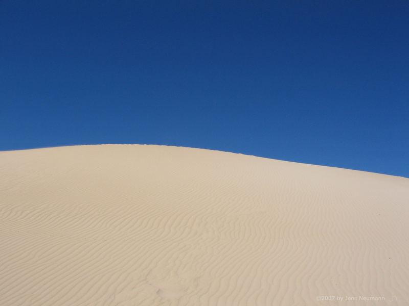 Dünen auf Fuerteventura