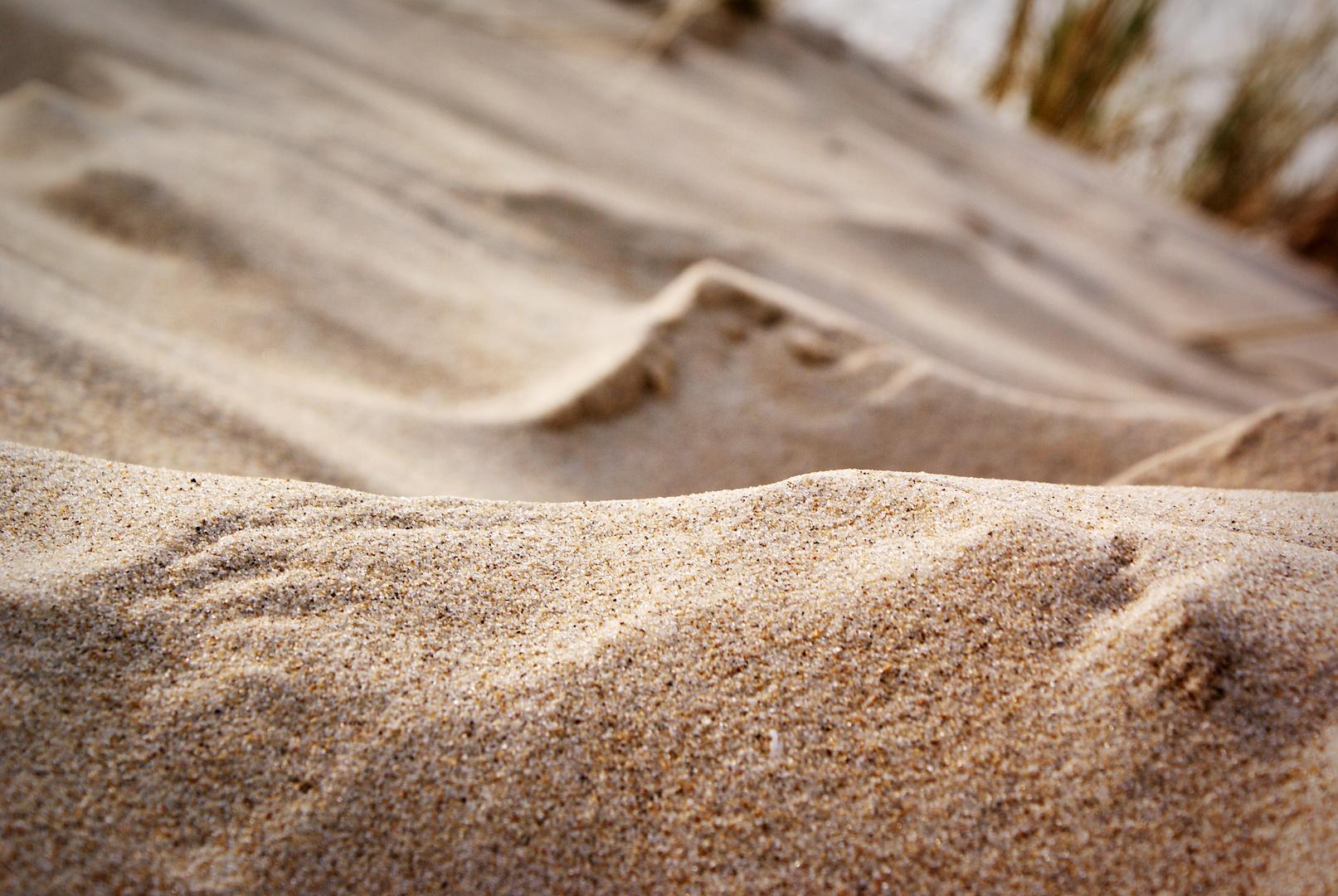 Dünen Sand
